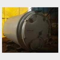Halar Coated Storage Tank