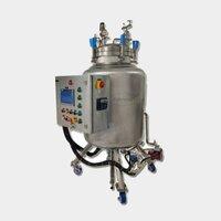 Automatic Bottom Driven Pressure Vessel