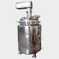 Sterile Mixing Vessel